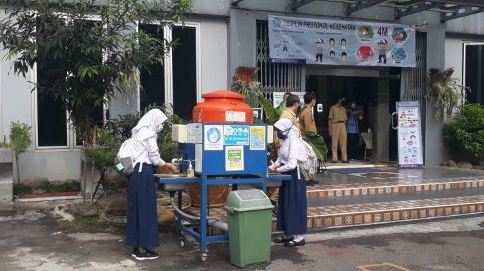Sempat Tertunda, 44 Sekolah di Kota Bogor Gelar PTM Terbatas Hari Ini