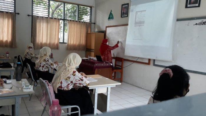 Pagi Ini, 3 Sekolah Tingkat SMP di Kota Bogor Mulai Simulasi PTM
