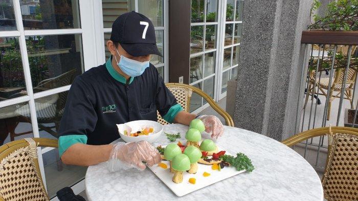 Pringati Hari Gizi, Hotel THE 1O1 Bogor Sediakan Makanan dari Hydroponik, Ada Puding Pakcoy