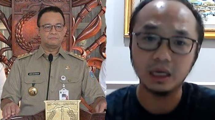Anies Baswedan Tarik Rem Darurat PSBB Total di Jakarta, Yunarto : Bukan Cuma Konpers Remnya Diinjak