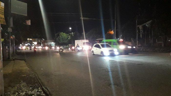 Info Lalu Lintas -  Kendaraan di Jalan KS Tubun Malam Ini Terpantau Lancar