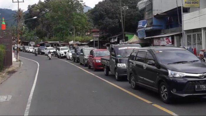 Sempat Ada Antrean Panjang di Libur Natal, Arus Kendaraan di Puncak Bogor Belum Mengalami Lonjakan