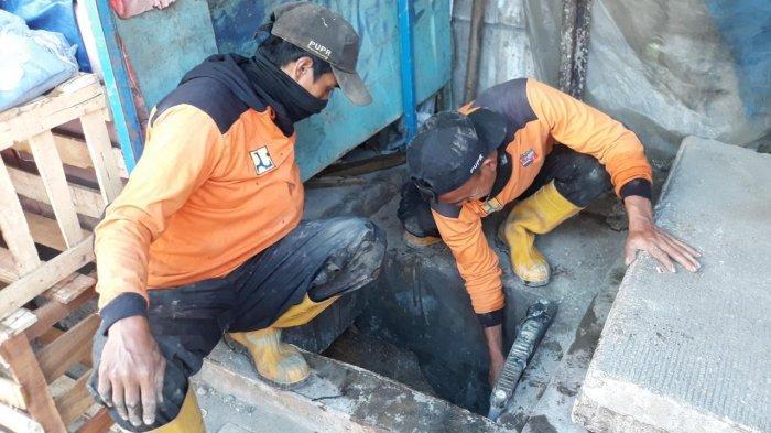 Temuan Baru dalam Terowongan di Kota Bogor, Petugas yang Bekerja Sampai Sakit