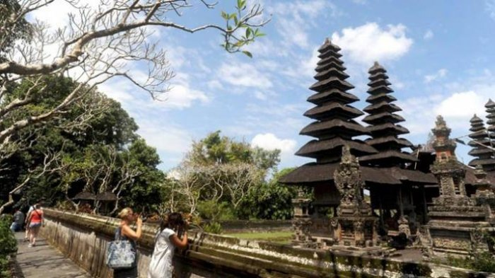 Abaikan Prokes, Turis Asing yang Tak Pakai Masker di Bali Bakal Dideportasi