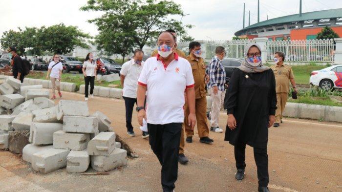 Area Stadion Pakansari Dilirik KONI Pusat, Lahan Kosong Bakal Dibangun Venue Baru