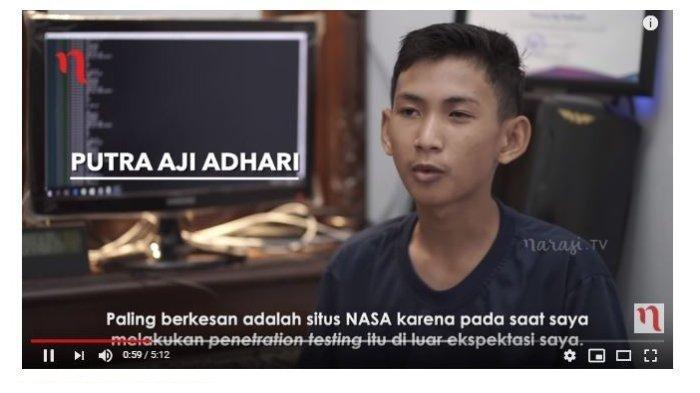 Cerita Siswa Madrasah Umur 15 Tahun Asal Indonesia yang Berhasil Bobol Situs NASA