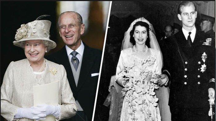 In Memoriam Pangeran Philip : Demi Nikahi Ratu Elizabeth II, Rela Korbankan Karir Perwira AL