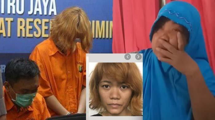 Syok Putrinya Jadi Pelaku Mutilasi HRD Rinaldi, Ibunda Laeli Atik Ogah Menjenguk: Hati Saya Sakit !