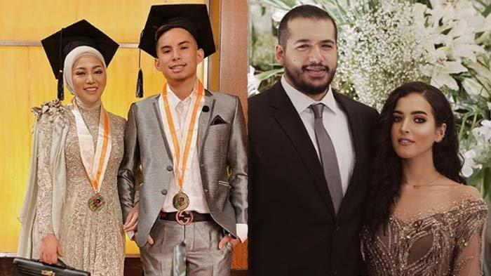 Rachel Vennya Diwisuda Kaget Lihat Suami Tasya Farasya di Podium, Ternyata Jabat Posisi Penting