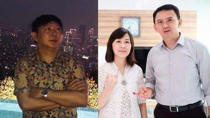 BTP Didesak Rujuk dengan Veronica Tan, Adik Bungsu Ahok Beri Pesan Menyentuh : Pupusnya Sebuah Cinta