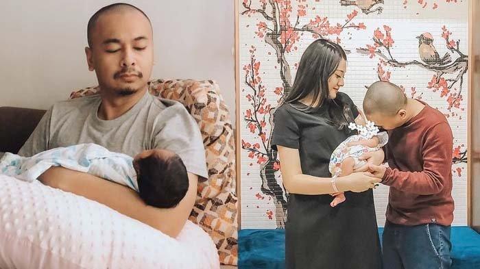Tips Membawa Bayi Naik Pesawat Ala Raditya Dika, Supaya Tidak Rewel dan Ganggu Penumpang Lain