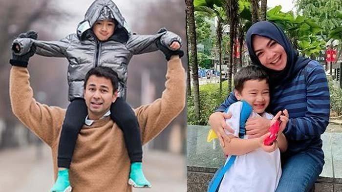 Rafathar Pamer Jaket Hadiah dari Mama Rieta, Raffi Ahmad Sebut Punya Fungsi Khusus: Hindari Cubitan