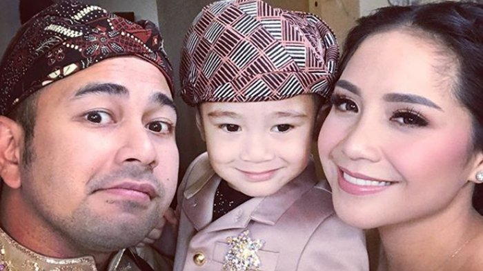 Raffi Ahmad Ingin Punya Anak Kembar, Begini Jawaban Nagita Slavina Saat Rafathar Minta Adik