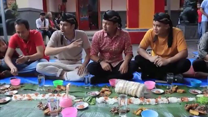 Makan Nasi Liwet Bareng Wali Kota Bima Arya, Begini Tingkah Raffi Ahmad saat Ditantang Makan Jengkol