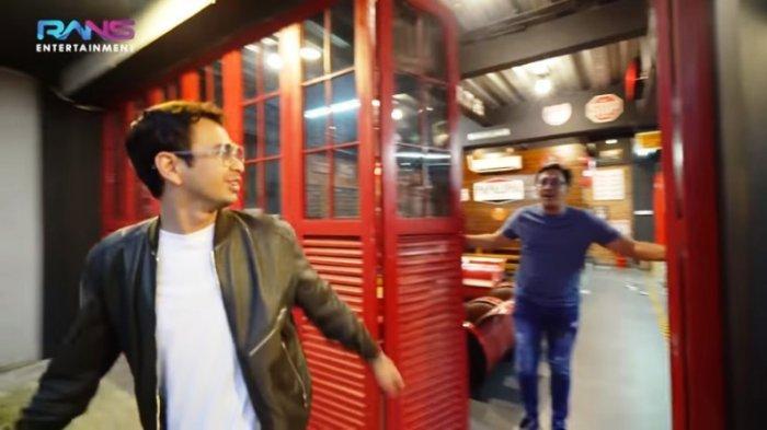 Raffi Ahmad Diusir dari Garasi Papalova, Andre Taulany Kapok : Gua Degdegan Apa Juga Ditawar