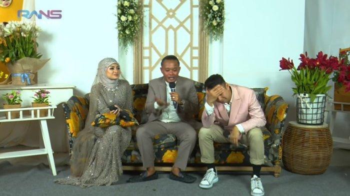 Raffi Ahmad kado pernikahan untuk Sule dan Nathalie
