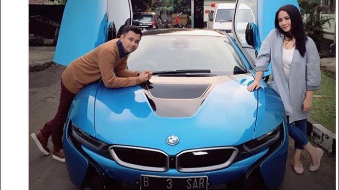 TERPOPULER:  Nagita Syok Dengar Harga Lamborghini Rp 8,5M, Minta ke Raffi Ahmad: Beli Bus Aja Deh