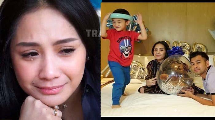 POPULER: Rafathar Beri Kejutan Ulang Tahun, Mata Raffi Ahmad Bekaca-kaca, Nagita Slavina Menangis
