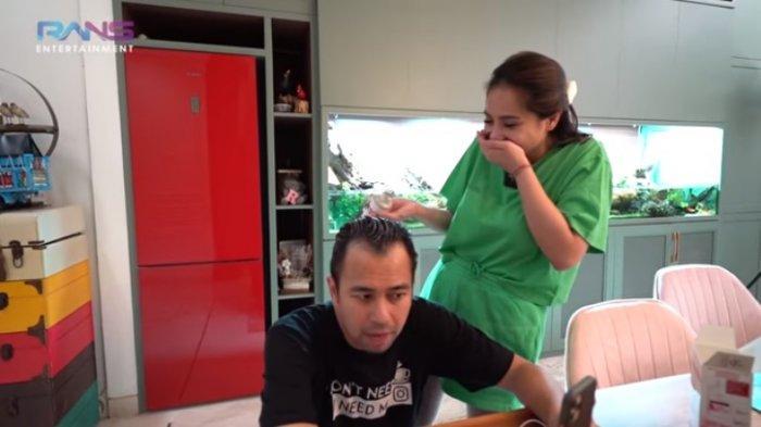 Raffi Ahmad Ngeluh Rambutnya Makin Botak, Lihat Respon Nagita Saat Suami Ingin Operasi di Turki