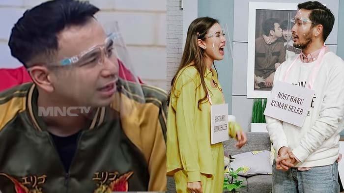 Dicap Playboy, Raffi Ahmad Dukung Adik Ipar Poligami, Syahnaz Murka Pukul Suami Gigi : Amit-amit No!