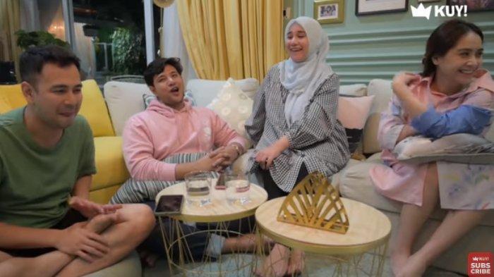 Dengar Curhatan Ammar Zoni Gagal Kasih Surprise Istri, Respon Nagita Malah Bikin Raffi Ahmad Terdiam