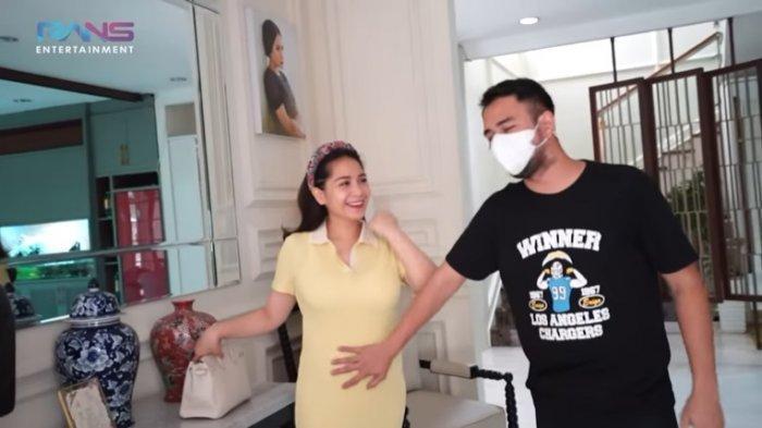 Hamil 5 Bulan, Nagita Slavina Ungkap Sikap Raffi ke Calon Adik Rafathar : Ntar Gak Tau Suara Siapa