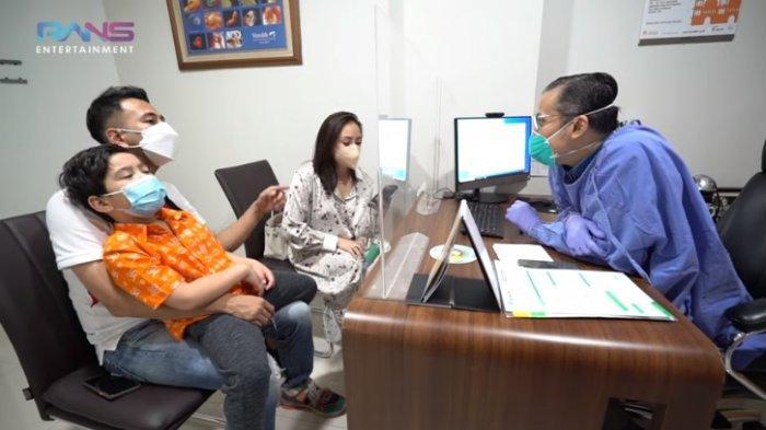 Hamil Adik Rafathar, Raffi Ahmad Emosi Dengar Permintaan Nagita Slavina : Gimana Gak Marah Dok