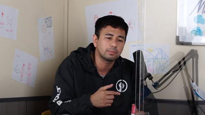 Raffi Ahmad hampir meninggal karena kecelakaan motor bersama temannya