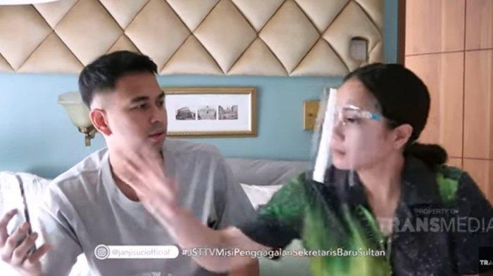 Raffi Ahmad Panik Kepergok Video Call Wanita, Nagita Slavina Murka : Jangan Ganggu Suami Orang Ya!