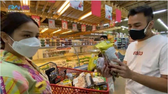 Raffi Ahmad Niat Masak Daging Mahal, Langsung Diingatkan Pegawai Supermarket : Hati-hati Masaknya