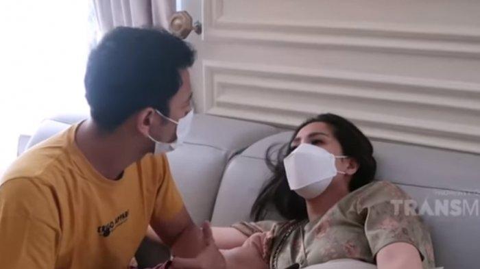 Cekcok soal Mantan, Mulut Raffi Ahmad sampai Berdarah-darah, Nagita Panik Lakukan Ini : Jangan Lebay