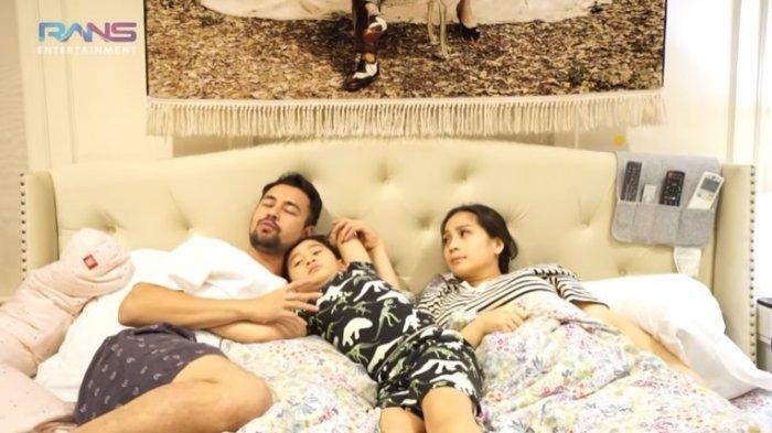 Pernah Positif Covid-19 Bareng Rafathar, Nagita Slavina : Aa Pegangin Mama Kalau Menggigil