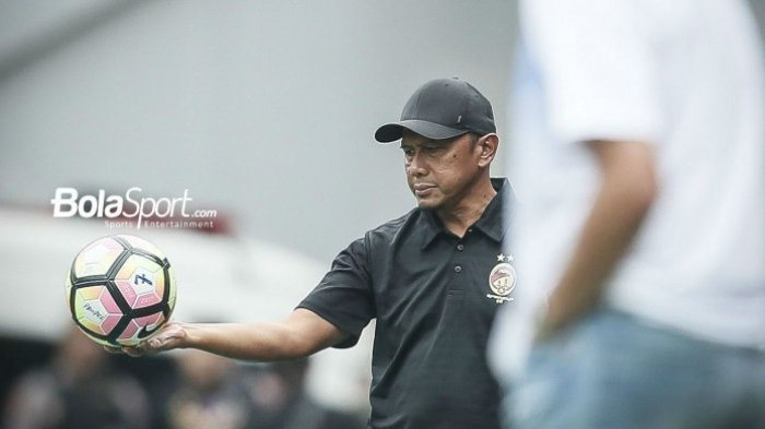 Terdegradasi ke Liga 2 Usai Dikalahkan Persija Jakarta, Rahmad Darmawan: Suasana Ruang Ganti Sedih