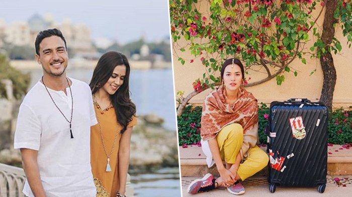 Liburan ke India Bareng Suami, Aura Raisa Dibilang Memudar Sampai Dikomentari Mirip Aktris Bollywood