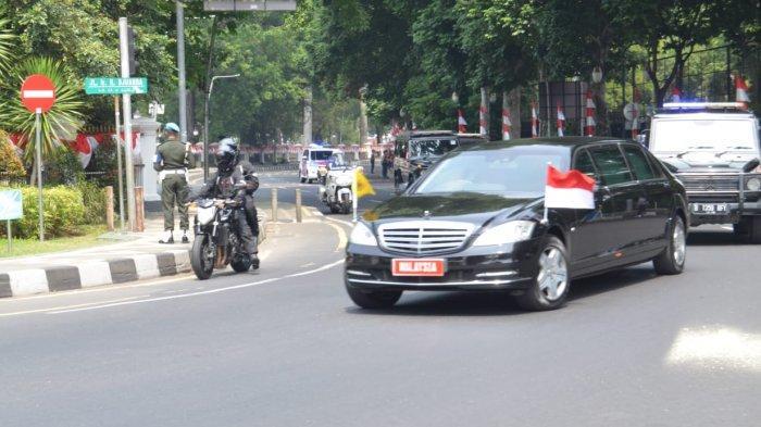 Kapolresta Bogor : Pengamanan di Wilayah Ring 1 Perlu Kerjasama dengan TNI dan Pemda