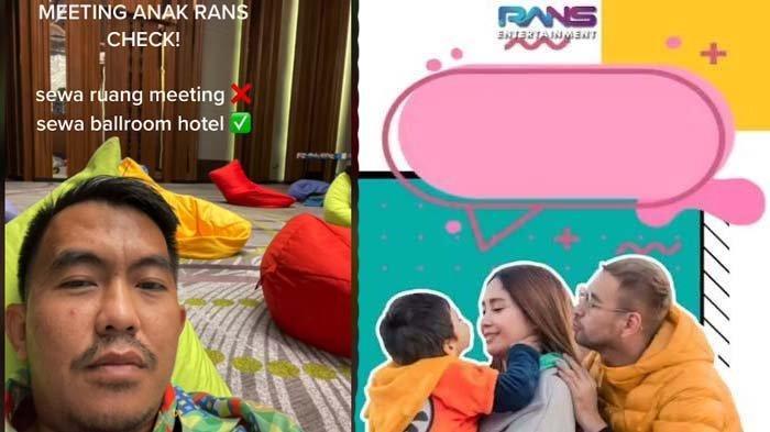 Raker di Hotel Bintang 5 Bareng Raffi Nagita, Karyawan Bocorkan Lowongan Kerja di Rans, Berminat?