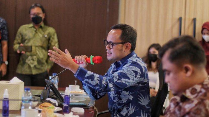 Rakor APEKSI dan APKASI, Bahas Isu Strategis Tata Kelola Pemerintahan Daerah