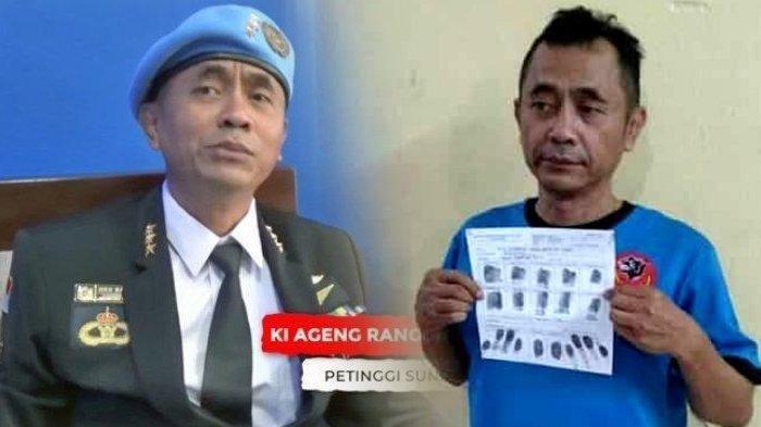 Rangga Sunda Empire Ngaku Kader PDIP, Sebut Ikut Bantu Menentukan Presiden : Aku Ini Banteng