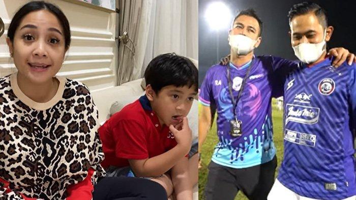 RANS Cilegon FC Ditekuk Arema FC, Rafathar Usul Raffi Beli Pemain Baru, Nagita : Tuker Aja Papah