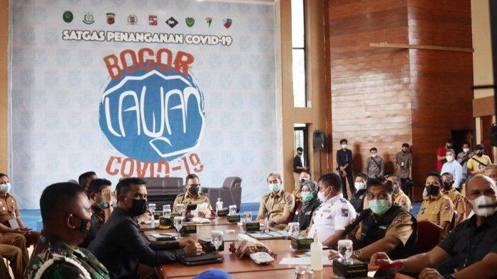 Tren Penanganan Covid-19 di Kota Bogor Membaik, Berikut Data dan Faktanya