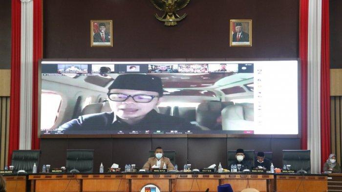 Covid-19 Kota Bogor Darurat, Rapat Paripurna PP APBD 2020 Digelar Secara Online
