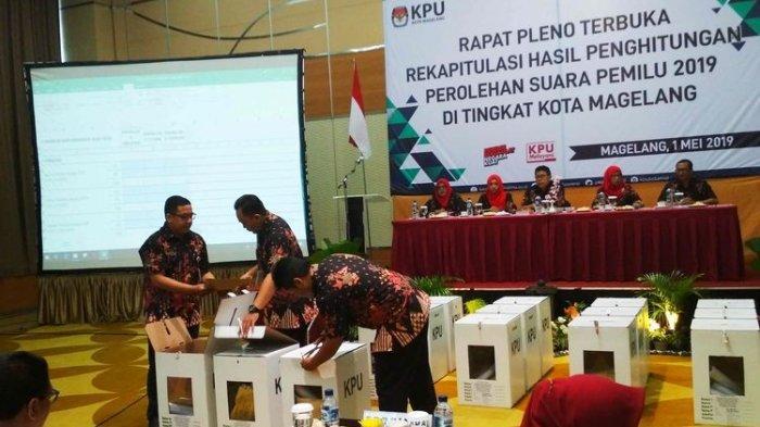 FKUB Apresiasi Pelaksanaan Rekapitulasi Penghitungan Suara Di Kota Bogor