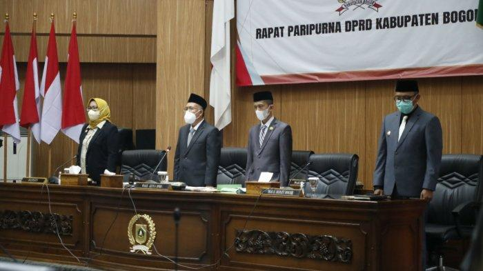 Defisit Sudah Nihil, Raperda Perubahan APBD 2021 Kabupaten Bogor Disetujui