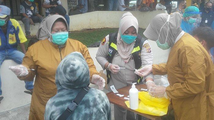 Dinkes Kota Bogor Siapkan Rapid Test Antigen di Puskesmas untuk Pemudik yang Lolos Penyekatan