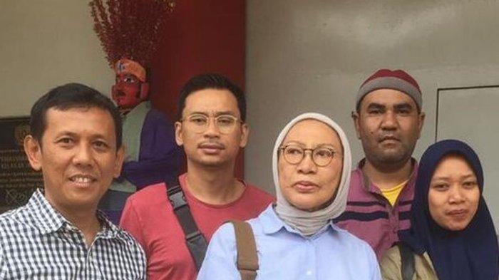 6 Fakta Ratna Sarumpaet Bebas Bersyarat, Komentari Prabowo Jadi Menhan dan Bakal Rilis Buku 2020