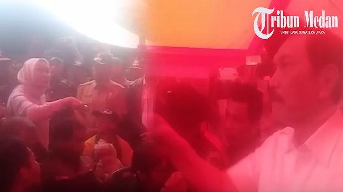 Ratna Sarumpaet Ribut dengan Luhut di Posko KM Sinar Bangun, Keluarga Korban Sampai Histeris