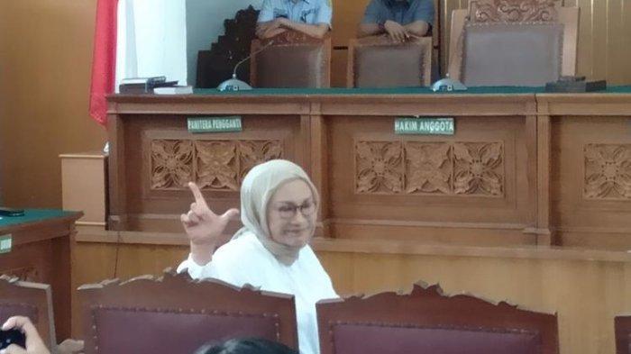 Sempat Merasa Kecewa, Ratna Sarumpaet Terima Vonis 2 Tahun Penjara