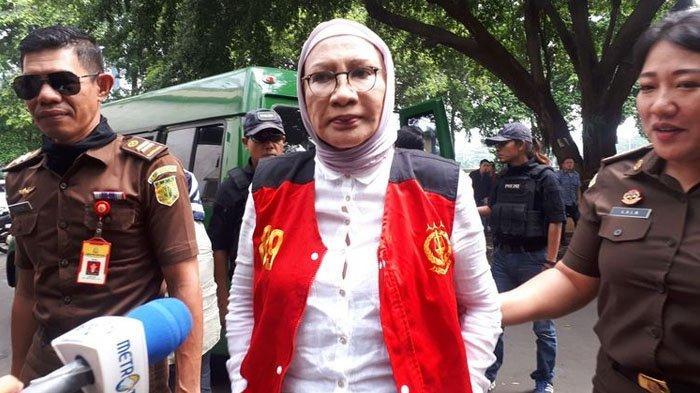Dituntut 6 Tahun Penjara, Ratna Sarumpaet : Saya Mau Dibuat Stres Lagi Seumur Hidup