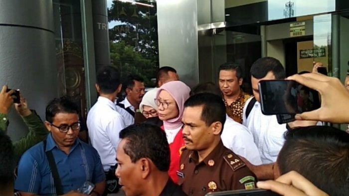 Keluarga Meminta Ratna Sarumpaet Tetap Ditahan di Rutan Polda Metro Jaya