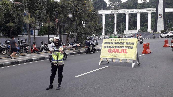 Kota Bogor Diberlakukan Ganjil Genap, di Puncak Bogor Tetap Berlakukan Wajib Antigen